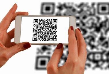 QR-Codes, Sicherheit, Zahlungsmethode, scannen