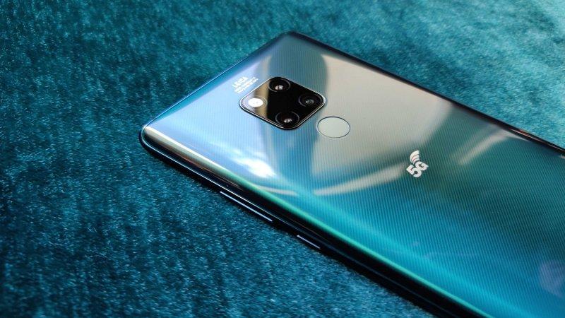 5G-Smartphone, Huawei