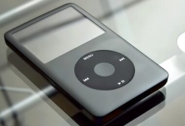 Apple, iPod, tragbare Musik