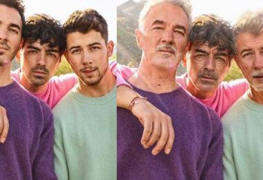 Jonas Brothers, Instagram, Faceapp, FaceApp