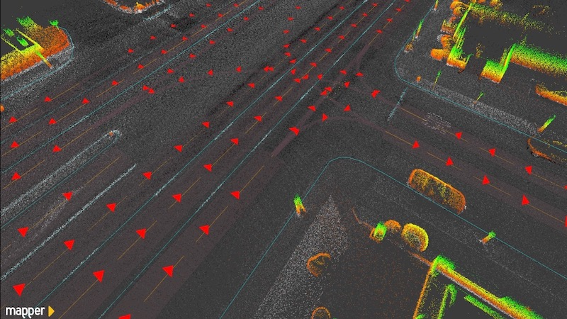 Mapper.ai, Autonomes Fahren, Zukunft, Technologie
