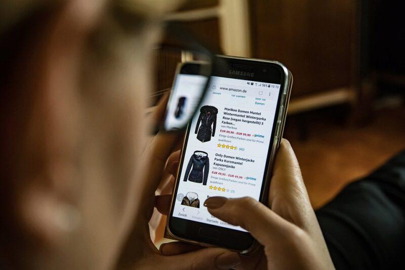 Online-Handel, Shopping