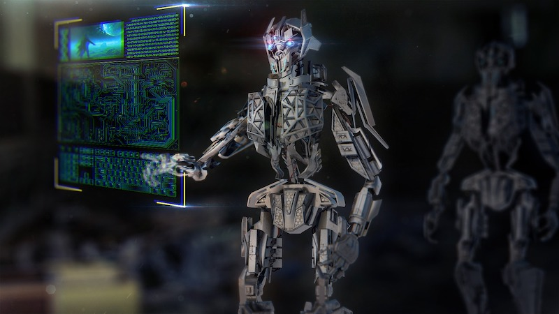 Science Fiction, Militär, Armee, Vorstellungskraft, Zukunt