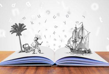 Storytelling, Geschichte, Story, Animation, Buch, Tisch, Storytelling für Start-ups