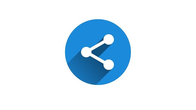 Sharing, Share, Sharing-Button, Social Sharing, Teilen, Google-Suchergebnisse