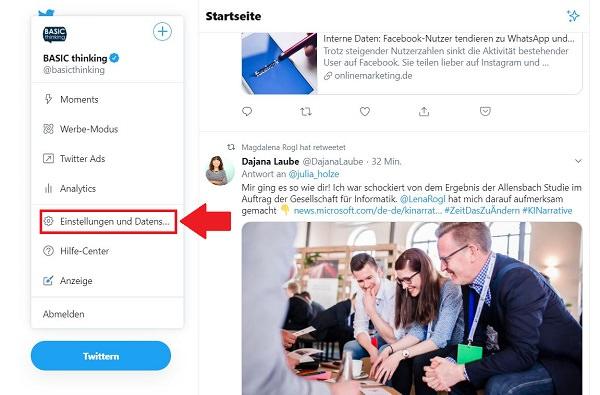 Twitter, Twitter Design, Twitter-Design, Twitter-Layout, Twitter Layout