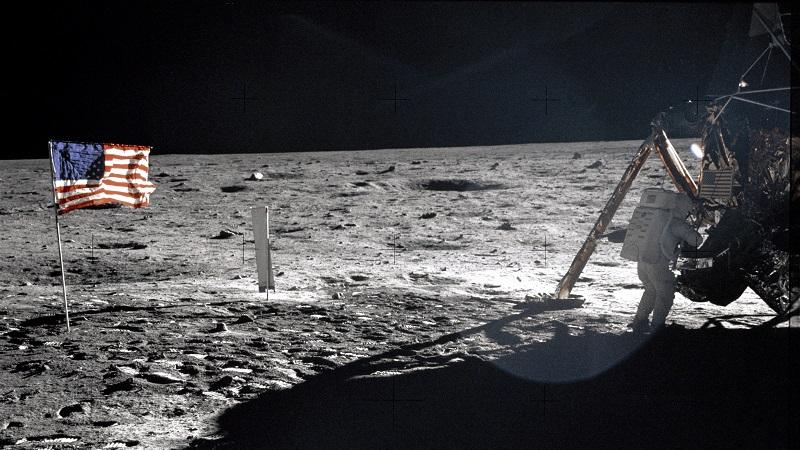 Neil Armstrong, Mondlandung