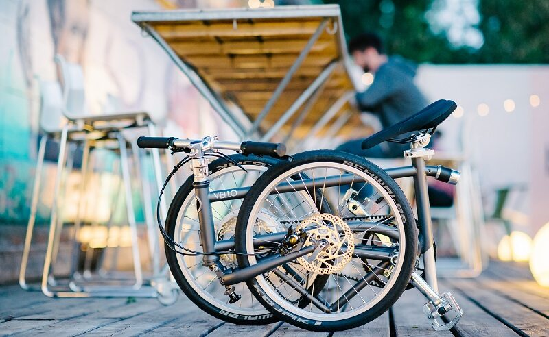Vello Bike, Faltrad, Klapprad