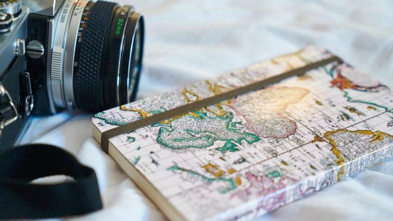 Kamera, Weltkarte