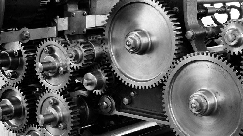 Zahnrad, Zahnräder, Maschine, Mechanismus, Google-Algorithmus