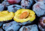 Zwetschge, Steinobst, Obstkern, Pflaume