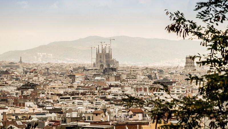 Barcelona, Spanien, Katalonien