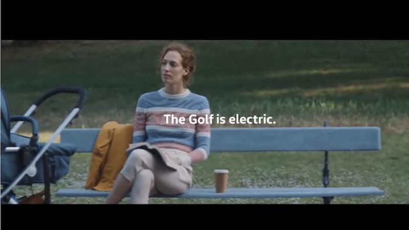 Volkswagen, VW, Werbung, Golf, Elektroautos