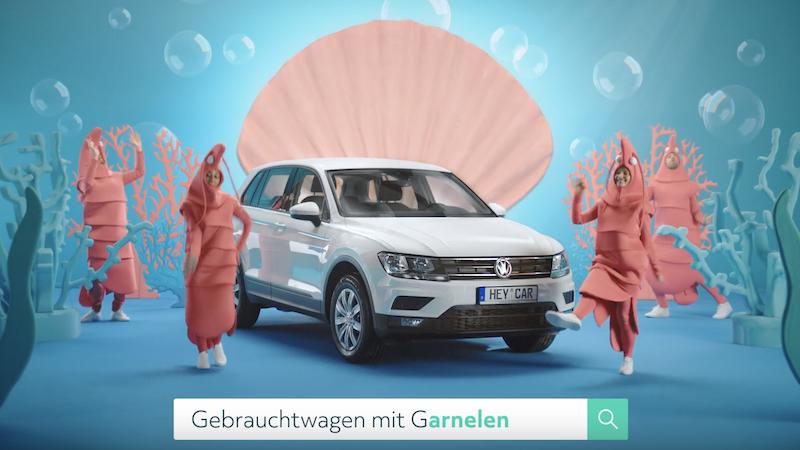 Heycar, Auto, Gebrauchtwagen, Werbung, Werbespot