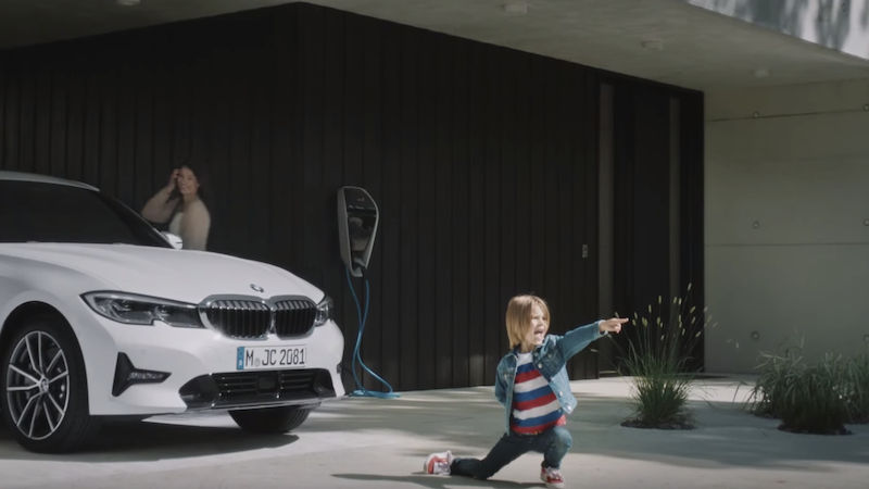BMW, Werbung, Werbeclip, Marketing