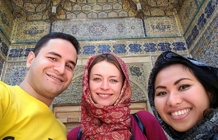 Couchsurfing, Iran, reisen
