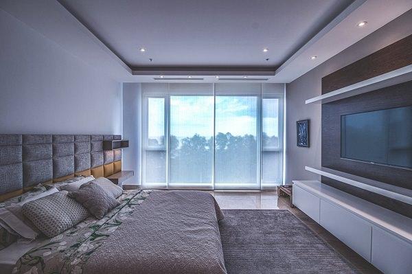 Wohnzimmer, Inneneinrichtung, Zimmer, Fernseher, TV, Sofa