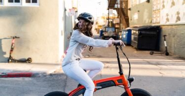 E-Bike-Fahrer, E-Bike, Fahrrad, Studie