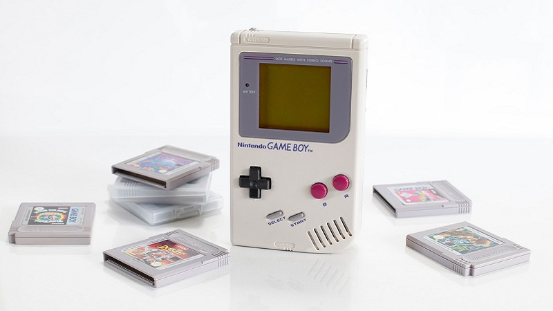 Game Boy, Gameboy, Gameboy Colour, Konsole, 90er