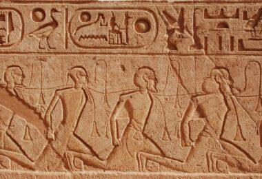 Hieroglyphen, Ägypten, Schrift, Pyramide, Grabkammer
