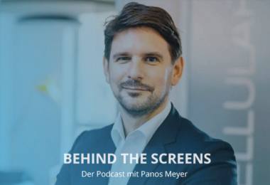 Behind The Screens, Podcast, Panos Meyer