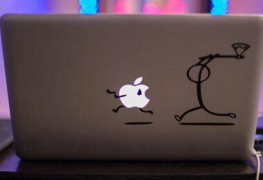 Macbook, Apple, Apple-Logo, Laptop, Apple Music