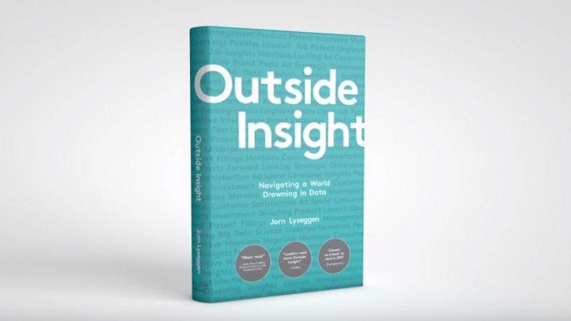 Outside Insight, Jorn Lyseggen, Murmann Publishers, Haufe