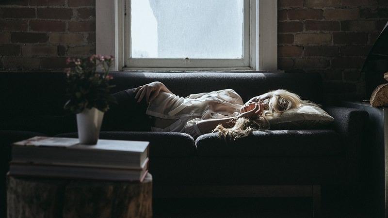 Sofa, Schlaf, Nickerchen, Nap, Wohnzimmer, Bewegungsdaten