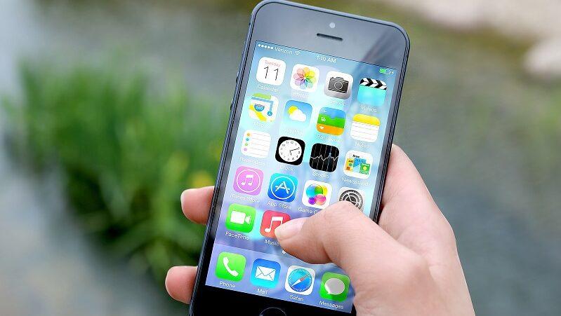Smartphone, Handy, Apps