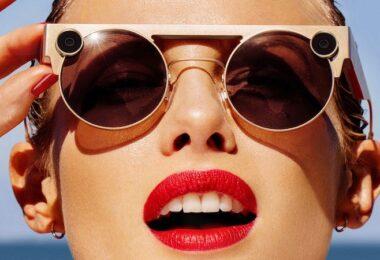 Snapchat, Spectacles 3, Kamera, Kamerabrille