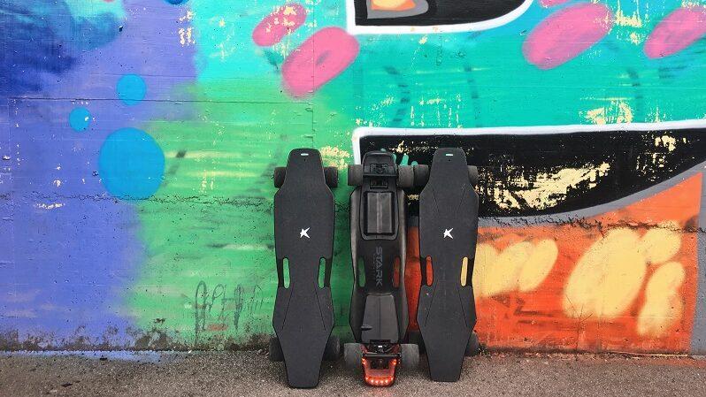 Starkboard, Stark Mobility, E-Board, Elektrisches Skateboard