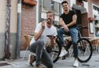 Sushi Bikes, Joko Winterscheidt, E-Bikes, Start-up