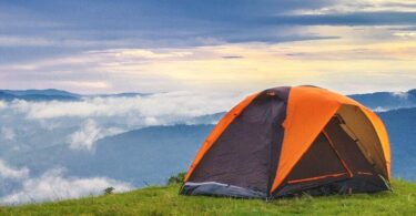 Zelt, Camping