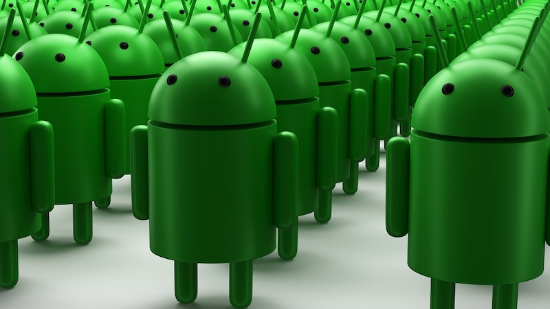 Android, Android 10, Android Q, Google, Smartphone