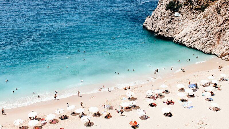 Antalya, Strand