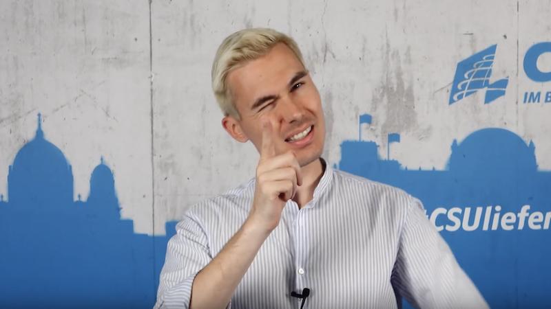 CSYou: Wie die blondierte Rezo-Kopie komplett versagt
