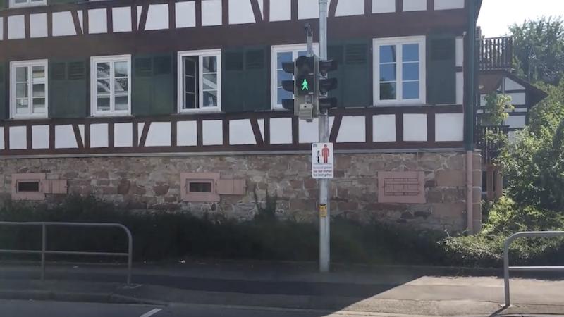 Reallabor Go Karlsruhe, Verkehr, Stadt, Grün