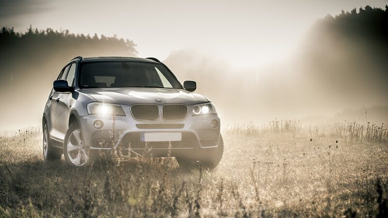 BMW, SUV, Auto