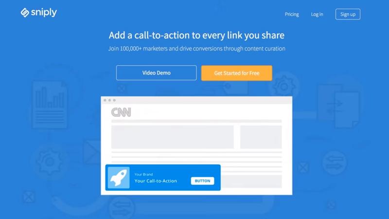 Sniply: Das Tool für mehr Conversions in Social Media [Anzeige]