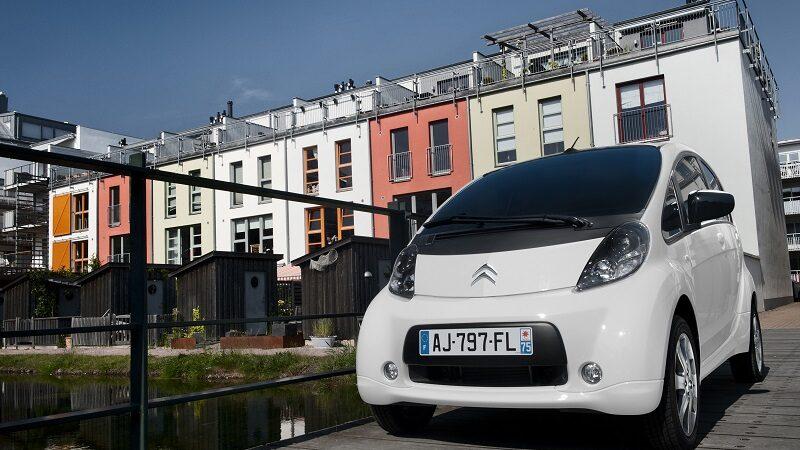 Citroen, C-Zero, Elektroauto, Auto