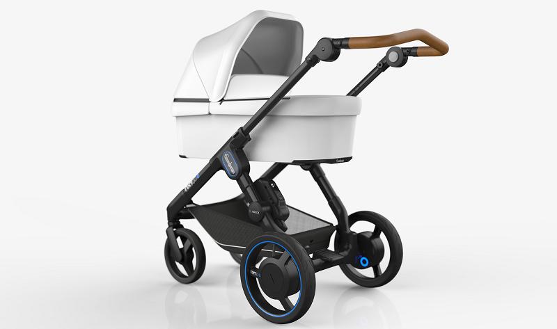 Kinderwagen, E-Kinderwagen, E-Stroller