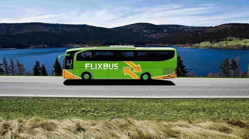 Flixbus, Fernbus, Wasserstoff, Brennstoffzelle, E-Bus