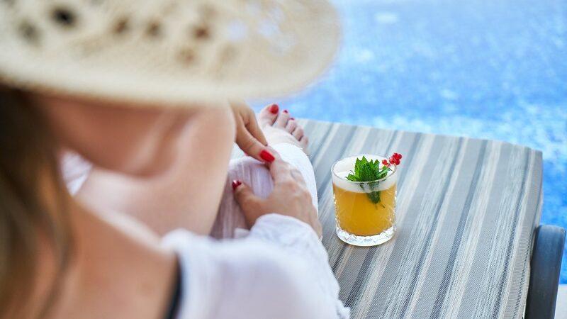 Resort, All-Inklusive, Urlaub, Hotel