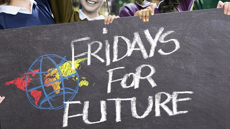 Fridays for Future, Klimastreik, Climate Strike
