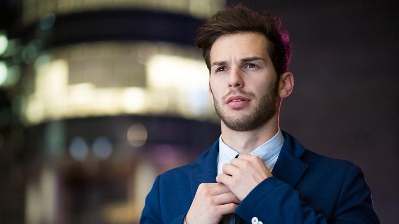 Geschäftsmann, Business, Anzug, Anzugträger, Gründer, Gründen
