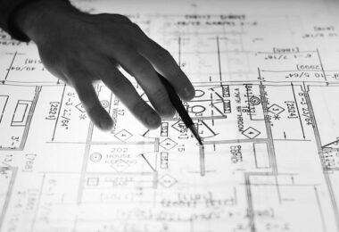 Grundriss, Architektur, Architekt, Plan, Strategie, Content-Strategie