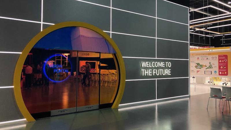 DHL Innovation Center in Chicago: So sieht die Zukunft der Logistik aus