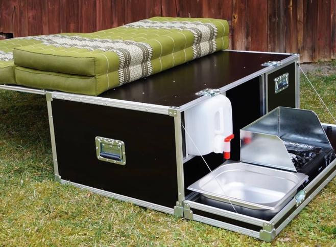Campingbox, IQ-Campingbox, campen