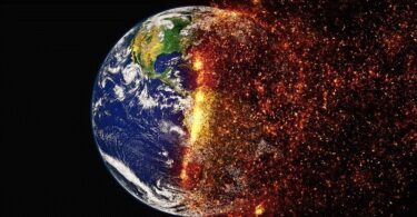 Klimawandel, Erde, Globus