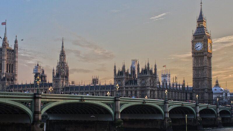 London, London Bridge, Big Ben, England